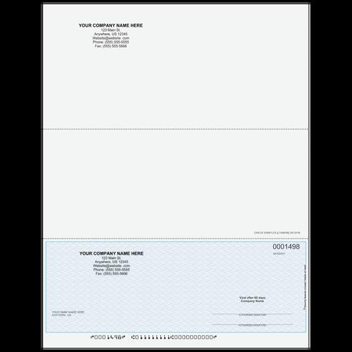 L1498 - Multi-Purpose Bottom Business Check
