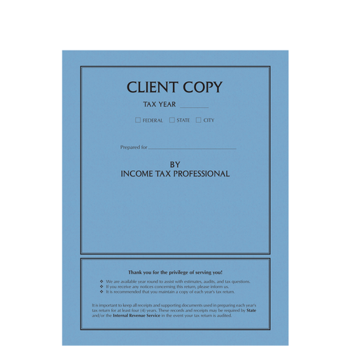 8042X - Client Copy Side Staple Folder