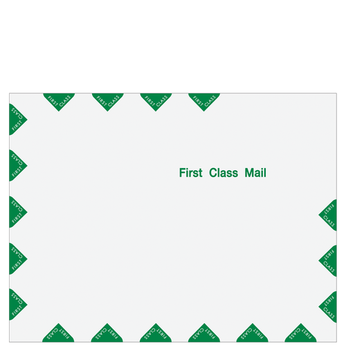 2246 - First Class Envelope (9.5 x 12.5)