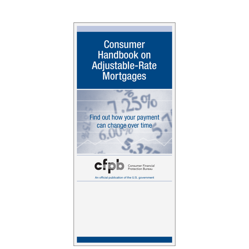2196 - Consumer Handbook on Adjustable Rate Mortgages