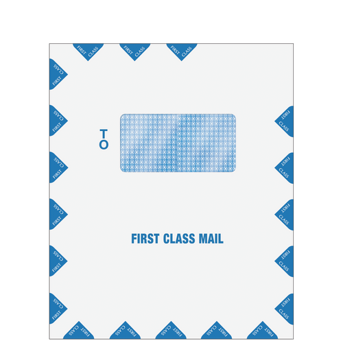 80772 - Singe Window Client Mailing Envelope