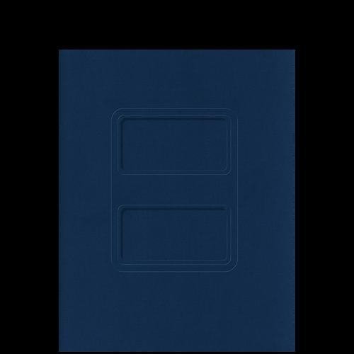 FLTSWXX - Debossed Top Tab Folder