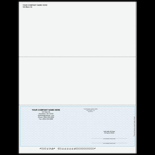 L1548 - Multi-Purpose Bottom Business Check