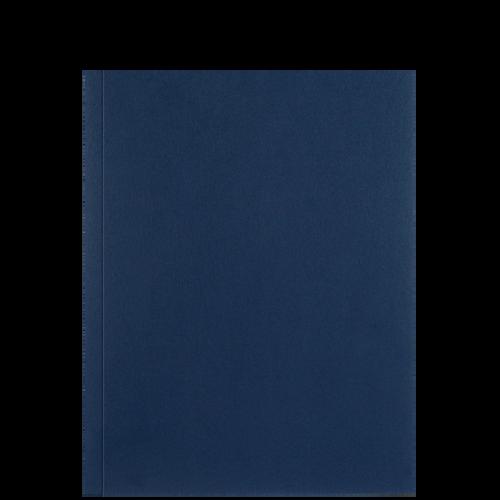 RC201XX - Report Folder Set Navy Blue