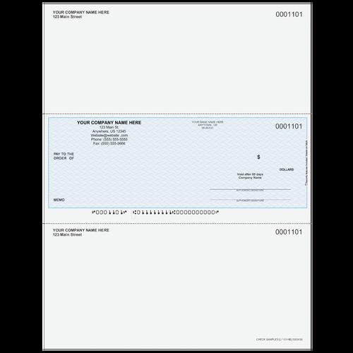 L1101 - Multi-Purpose Middle Business Check