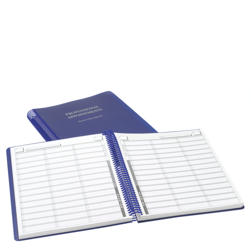 B161 - Appointment Book for Multiple Preparers (6 total)