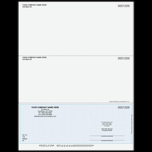 L1259A - Multi-Purpose Bottom Business Check