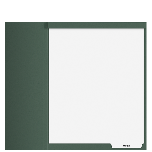 TB106T - 'Other' Top Staple Index Tab Divider