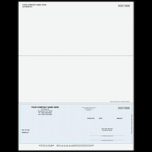 L1568 - Multi-Purpose Bottom Business Check