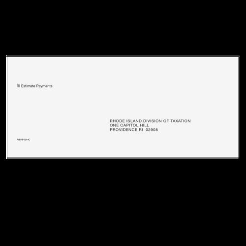 RIEST10 - Estimate Envelope - Rhode Island