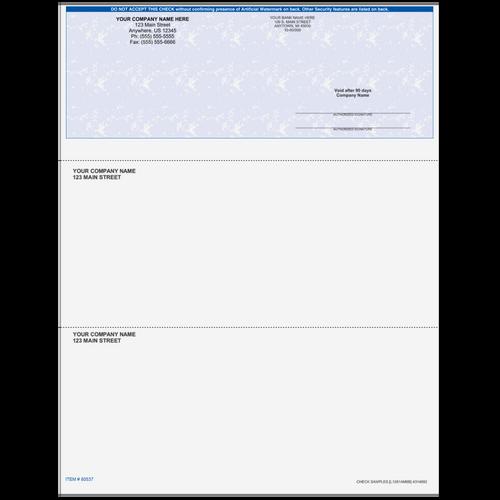 L1281A - Multi-Purpose Top Business Check