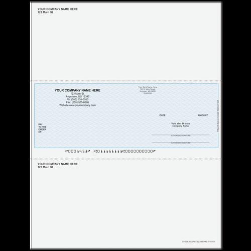 L1453 - Multi-Purpose Middle Business Check