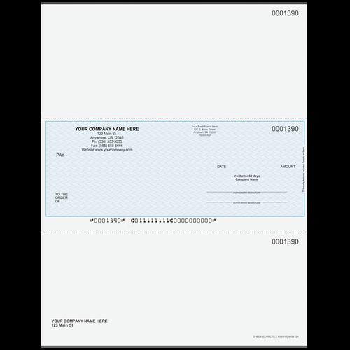 L1390 - Multi-Purpose Middle Business Check