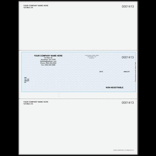 L1413 - Advice of Deposit Middle