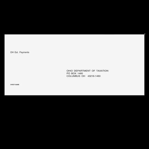 OHEST10 - Estimate Envelope - Ohio
