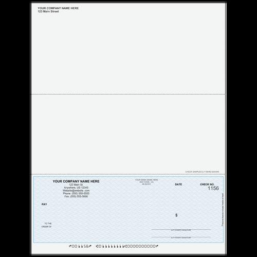 L1156 - Multi-Purpose Bottom Business Check