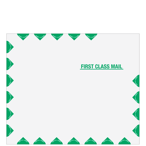 EXENVT10 - First Class Tyvek Expandable Envelope - Peel & Close