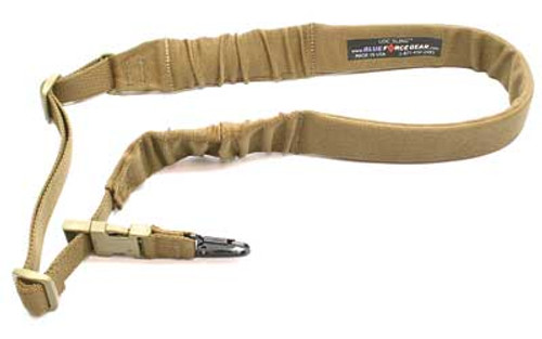 BL FORCE 1-PT PADDED BUNGEE SLNG COY