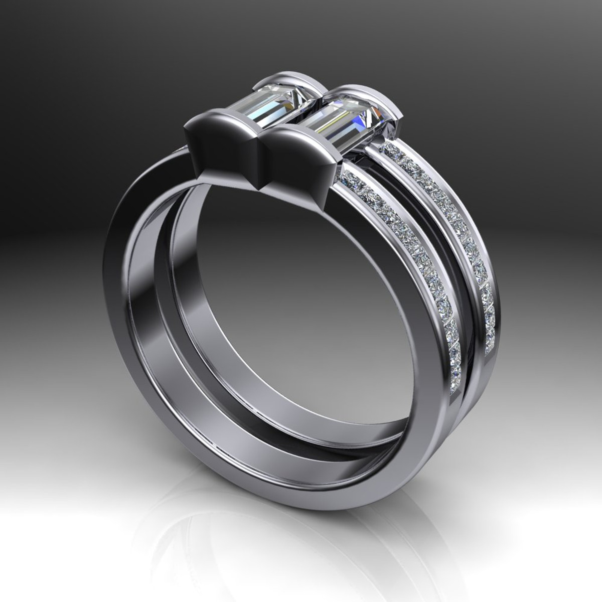 Gay engagement bands
