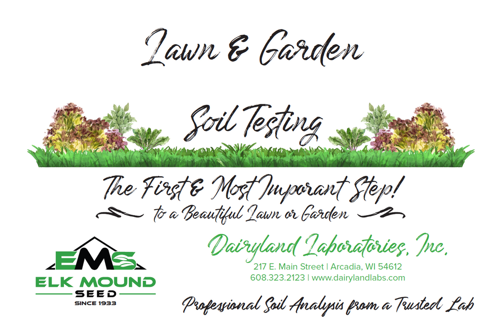 Lawn & Garden Soil Test Kit