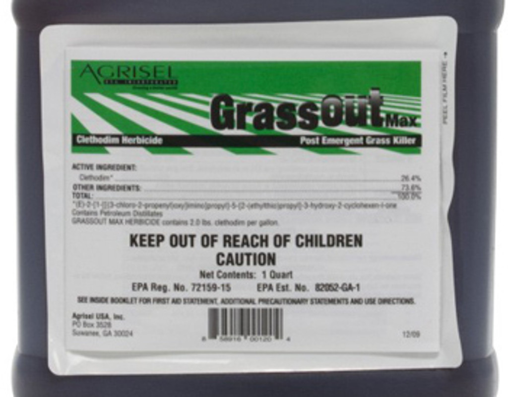 GrassOut (Clethodim Herbicide)
