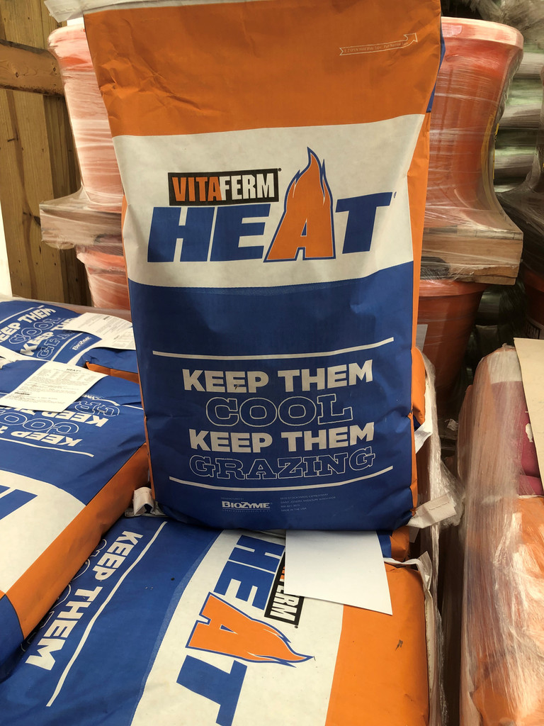 VITAFERM® HEAT® - 50 LB. BAG