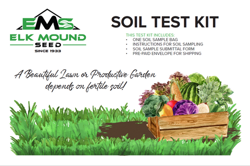 Lawn & Garden Soil Test Kit