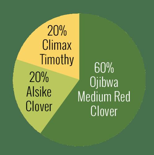 Clover-Grass Mix