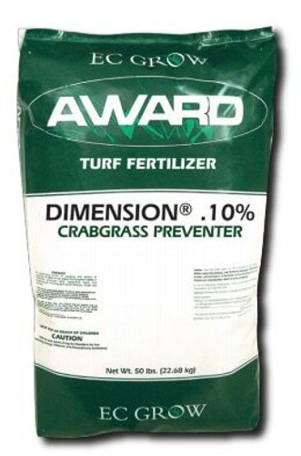 19-0-0 w/ Dimension Crabgrass Preventer