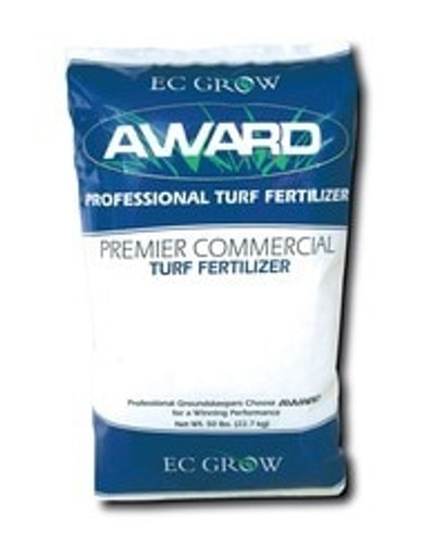 Award Premium Commercial Turf Fertilizer.