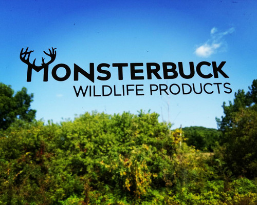 MonsterBuck Wildlife Decal
