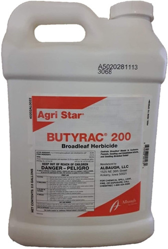 Butyrac 200 - 2.5 Gallons