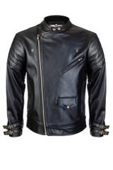 VKTRE 1 Motorcycle jacket in black by VKTRE Moto