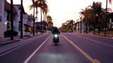 VKTRE takes the Moto Guzzi V7 stone through the Santa Barbara Mountains