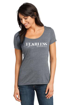 Fearless T-Shirt (Womens)