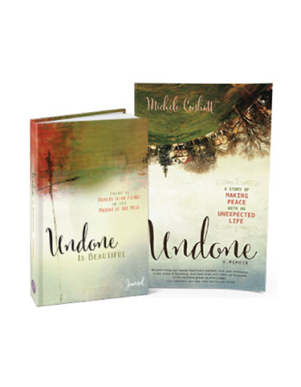 Undone Paperback & Hardcover Journal (Bundle)
