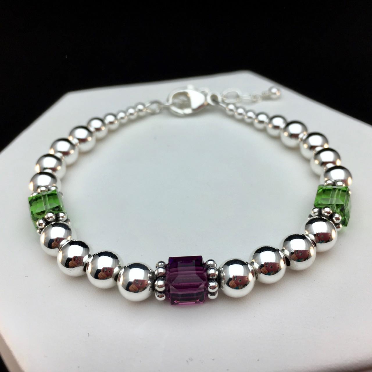 518d9f659bd071 Mother's / Grandmother's bracelet - SMH Jewelry