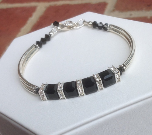 Unforgettable Bracelet - black