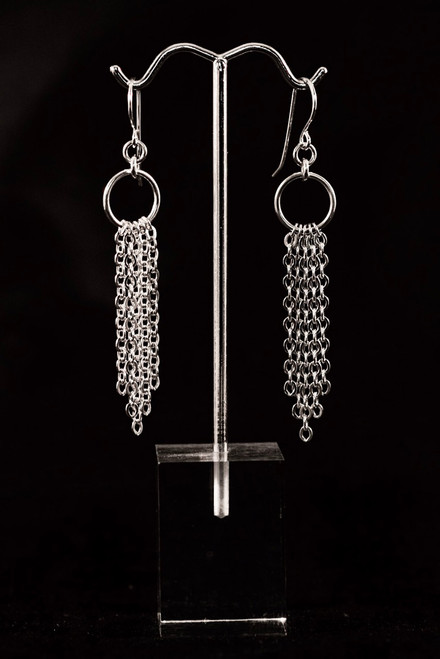 Breaking the Chains Earrings