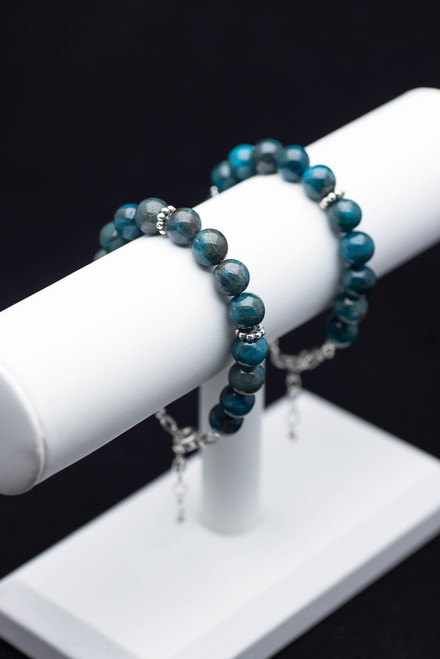 Be-aditudes Apatite bracelet