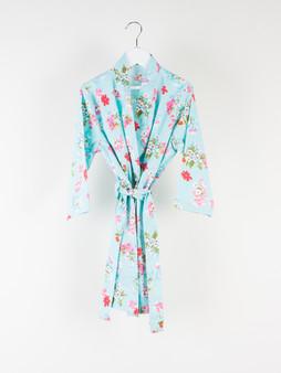 Ariana Blue Girls Kimono/Robe