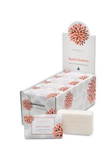 Basil & Mandarin Luxury Soap 200g