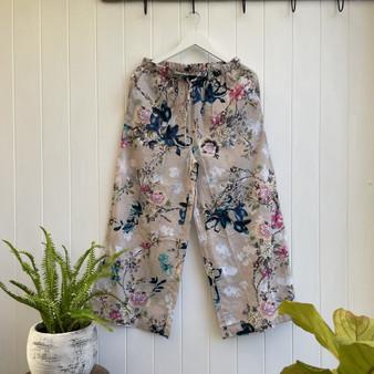 Carma Cotton Lounge Pants
