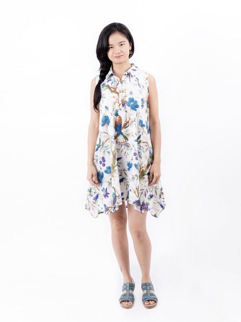 4982ac47dd6 Women - Ladies Tunics/Kaftans/Dresses - Tops & Tunics - TheLinenCottonCo