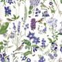 Spring Symphony Top Cotton Sheet