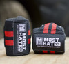 Rebel Wrist Wraps RED