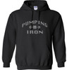 .PULLOVER HOODIE PMIRON