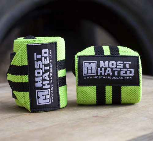 Rebel Wrist Wraps NG