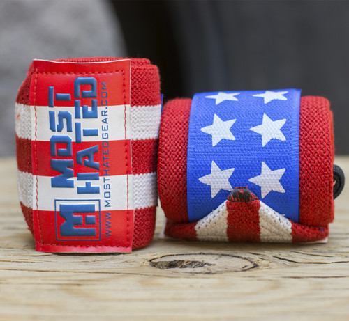 Rebel Wrist Wraps MW