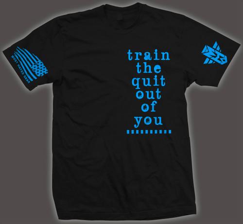 TRAIN THE QUIT